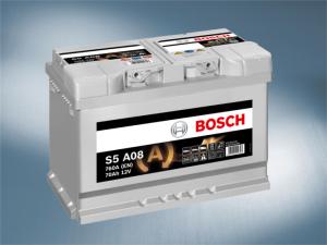 AGM start stop accu Bosch Drachten