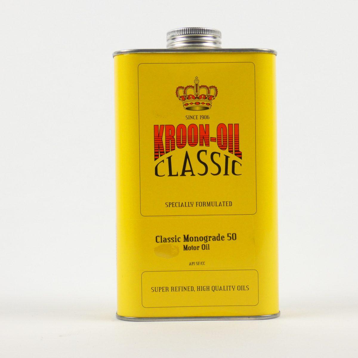 olie voor klassieke auto Friesland