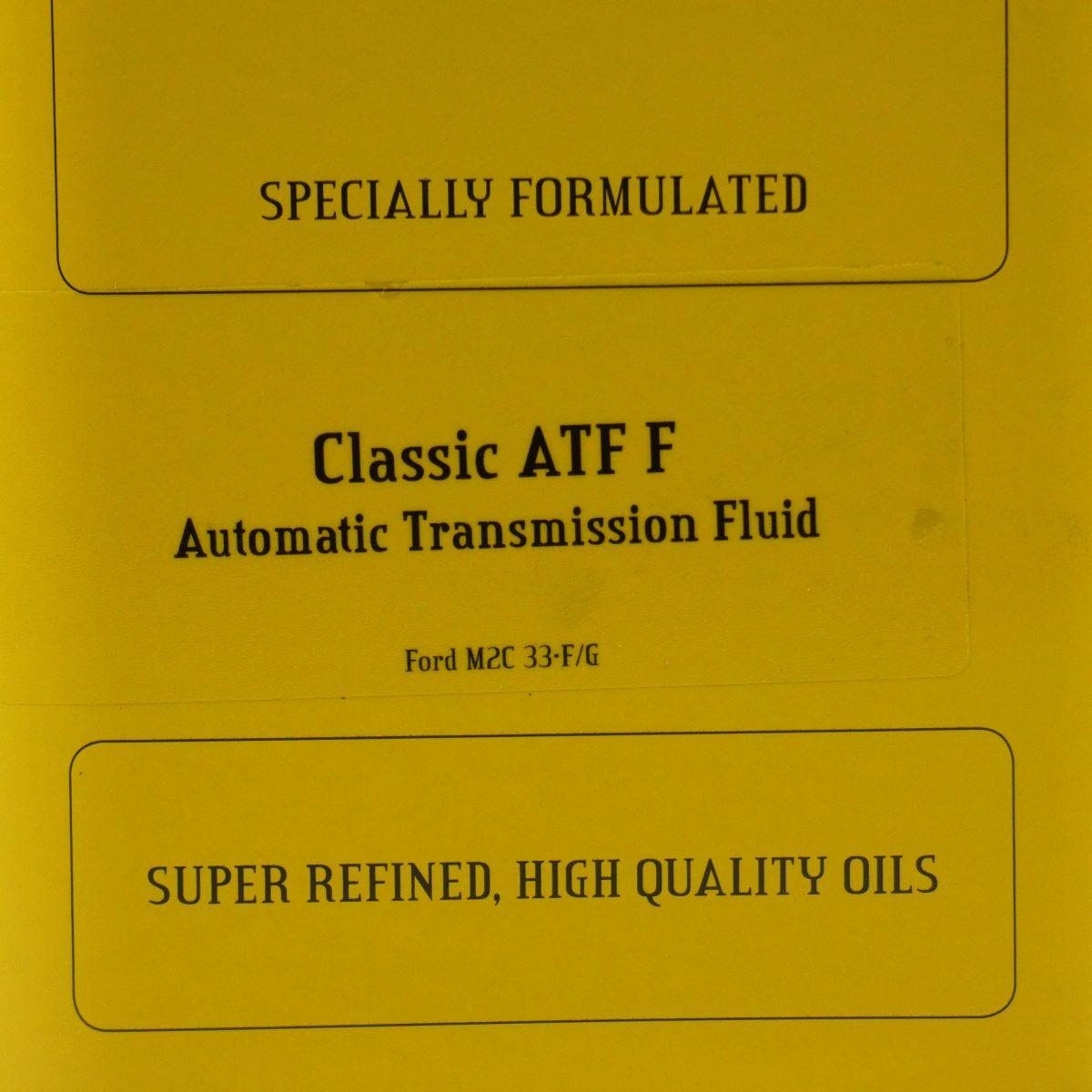 Kwaliteitsolie voor oude versnellingsbakken