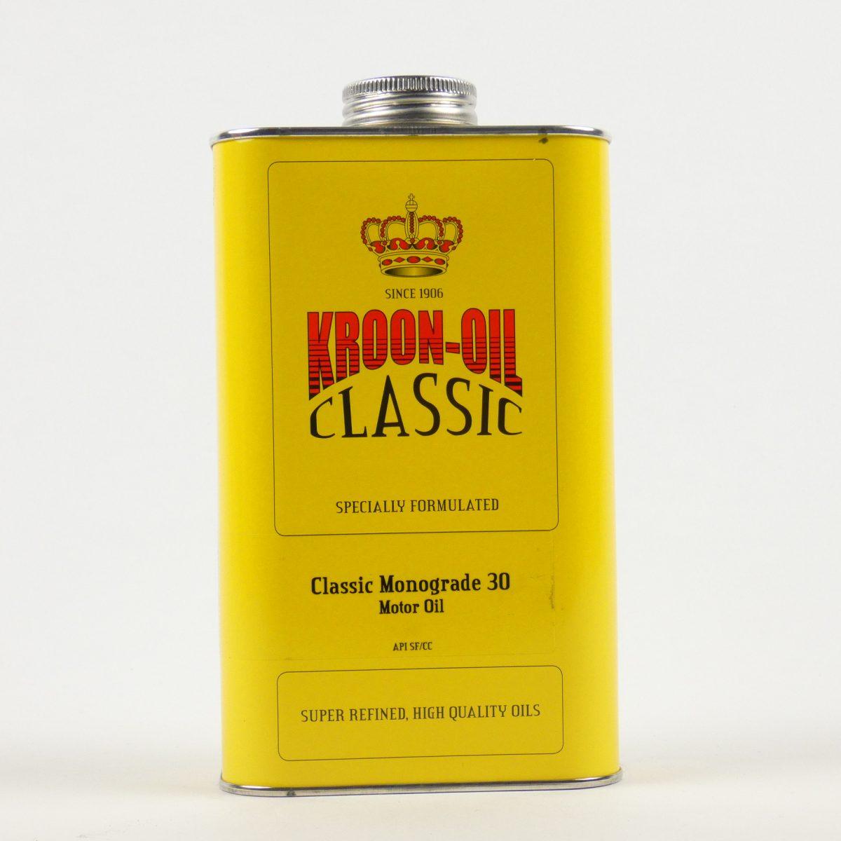 kroon-oil voor uw klassieke auto