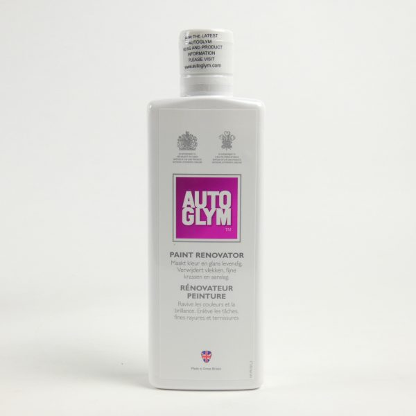 Autoglym paint renovater