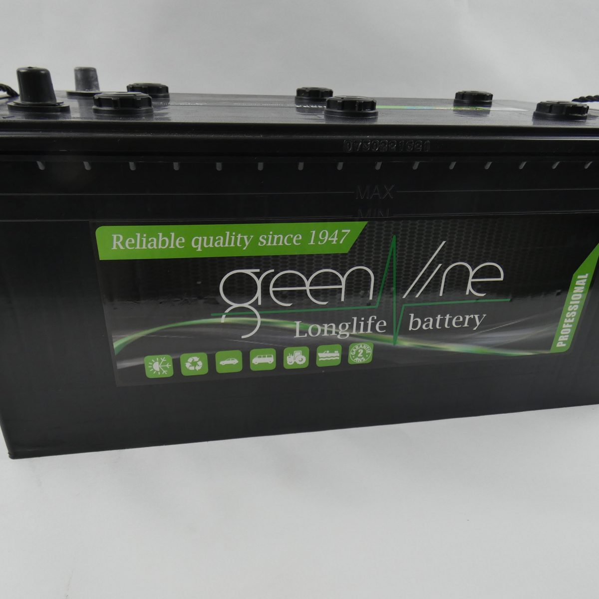 Greenline universele accu