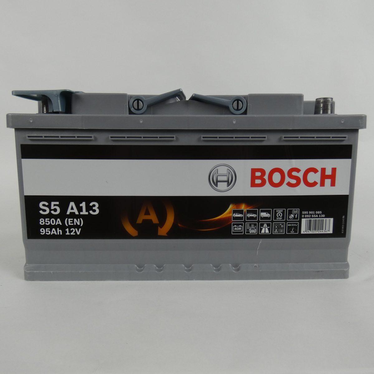Bosch camper accu 850A