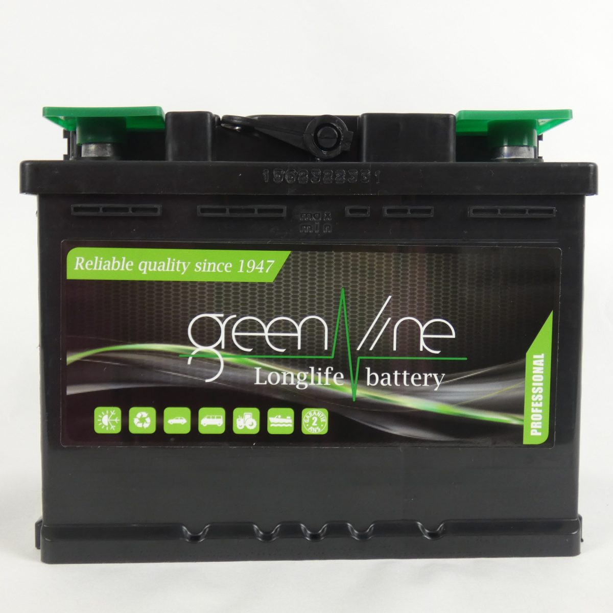 Auto accu van Greenline