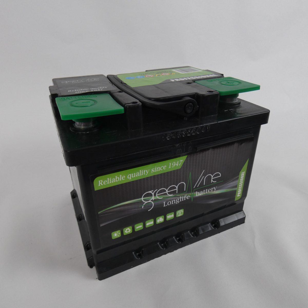 Greenline auto accu 12V 45Ah