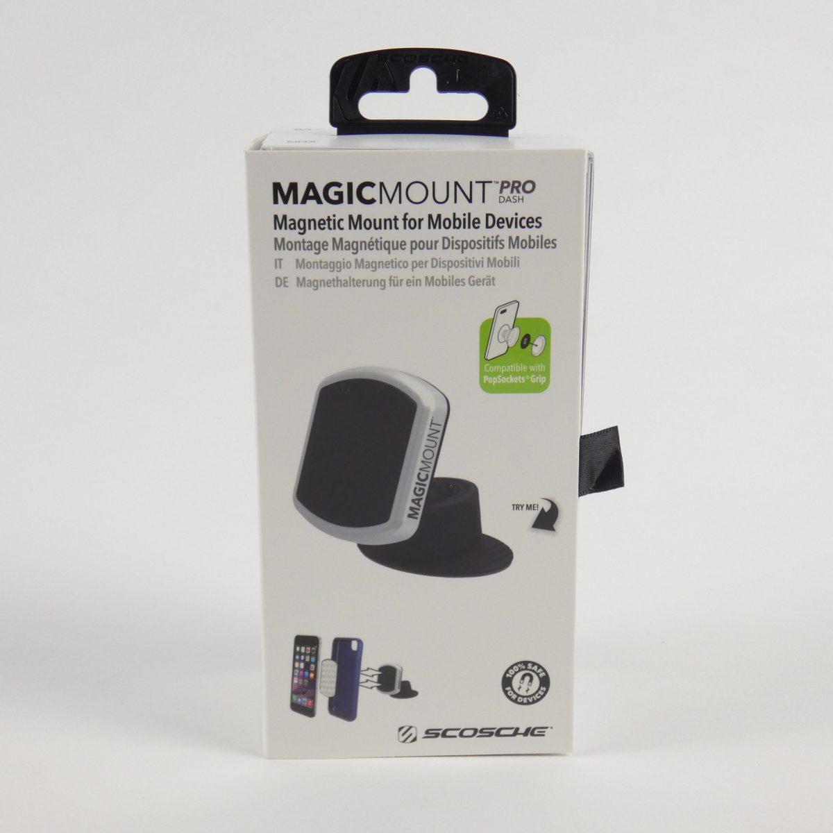Magicmount auto telefoonhouder Dosgros